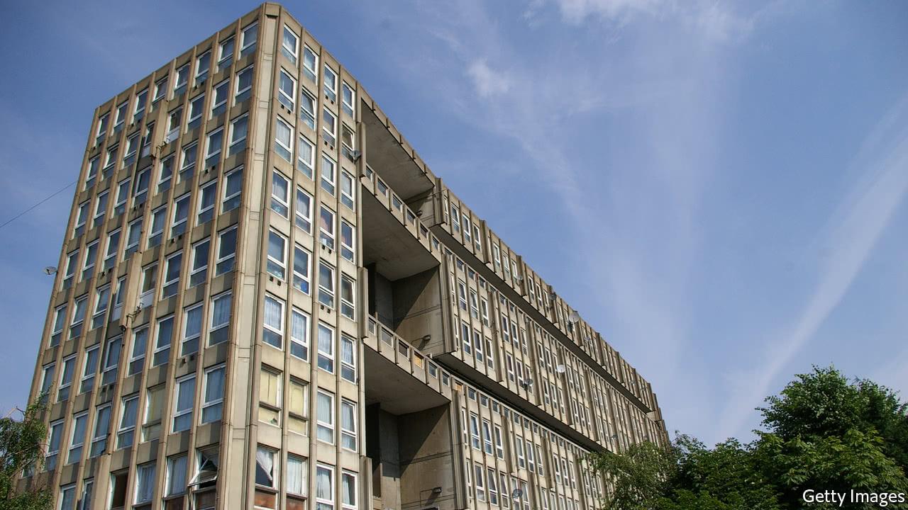 economist.com - Robin Hood Gardens and the divisiveness of brutalism