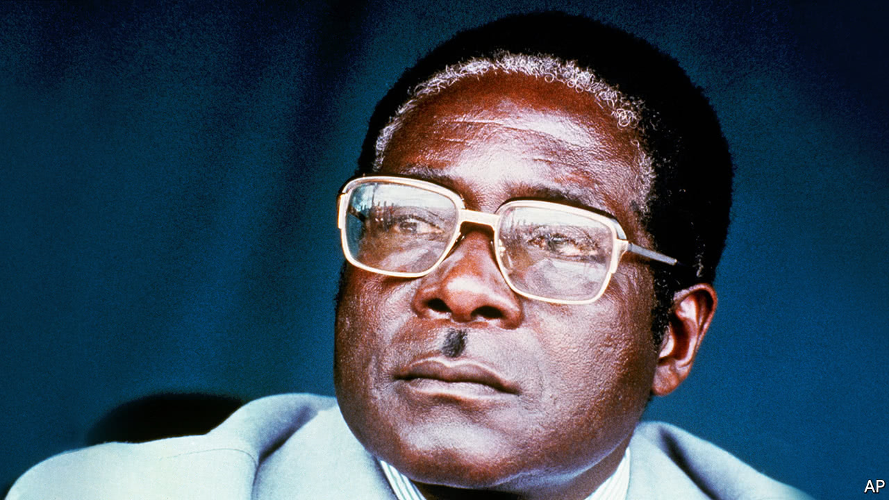 How Robert Mugabe held on to power for so long