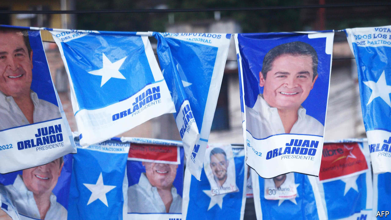 Honduran president Juan Orlando Hernandez hangs on to power amidst protests