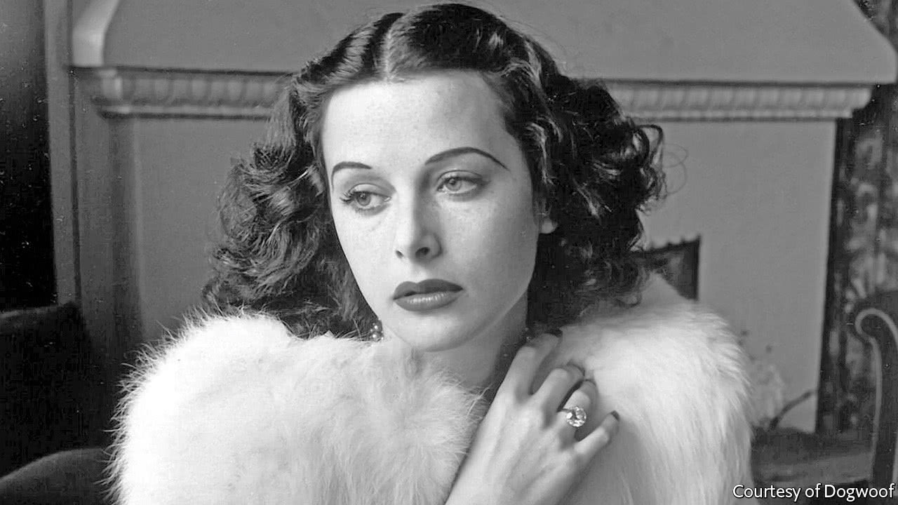 The incredible inventiveness of Hedy Lamarr