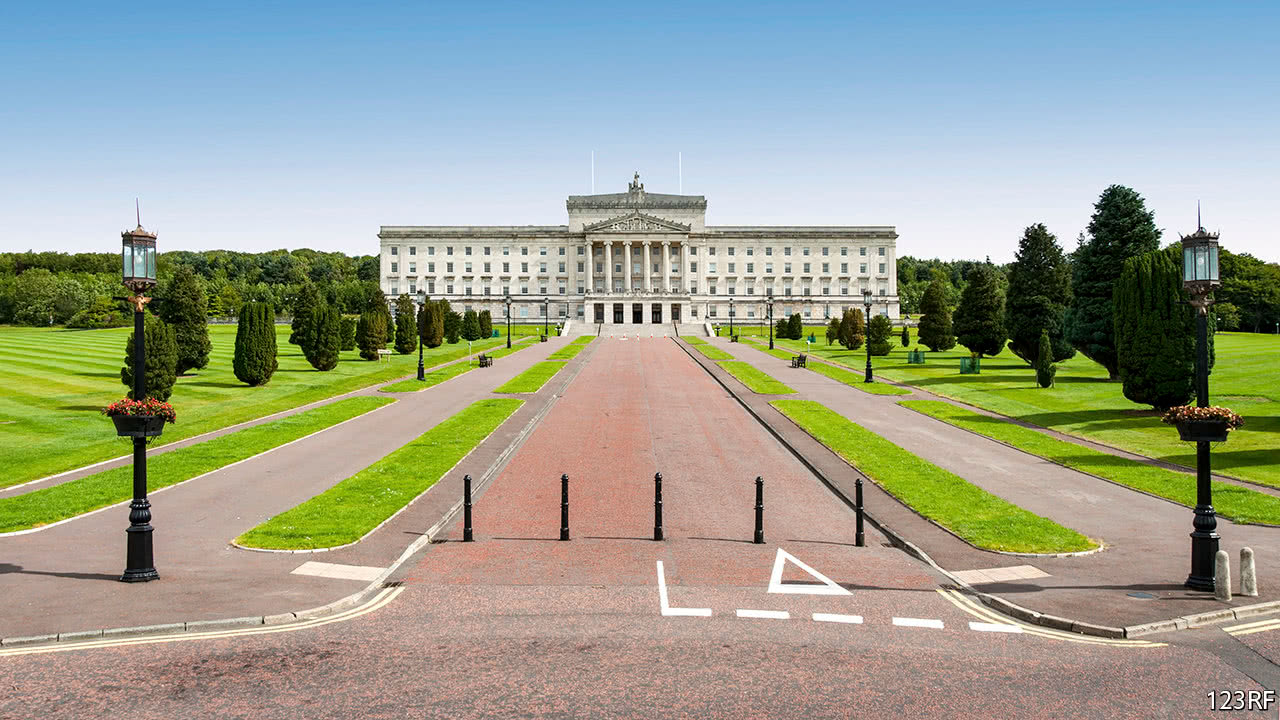 An experiment with the different world religions a clear and empty - The Economist Explainswhy Northern Ireland S Parliament Lies Empty