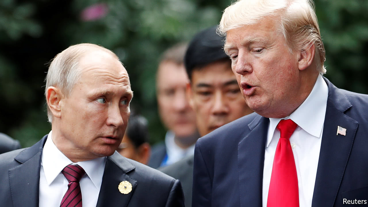 New sanctions are about to bite, and Russia's elite are spooked