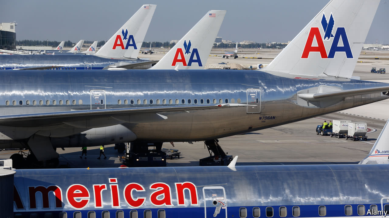 American Airlines accused of pilot rostering blunder