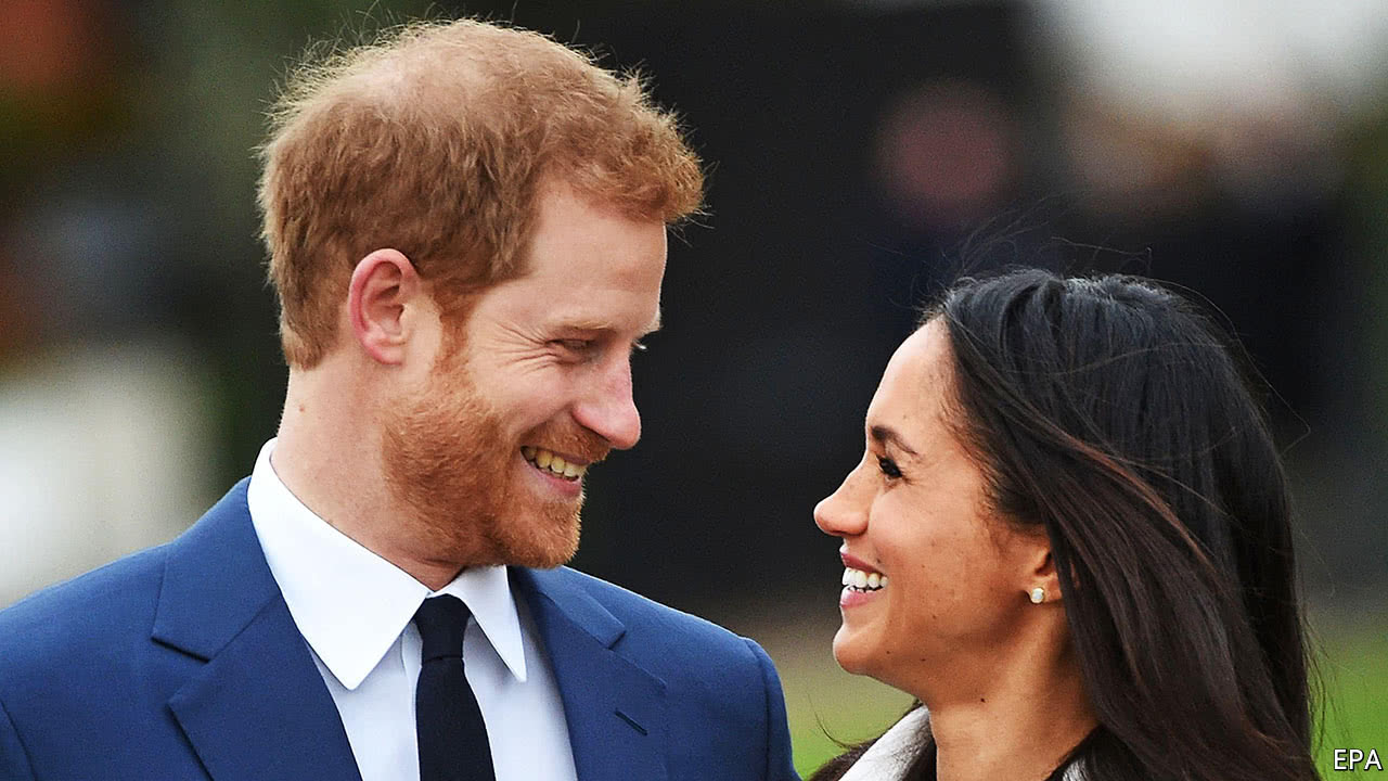 Prince Harry and Meghan Markle step out for first joint royal event
