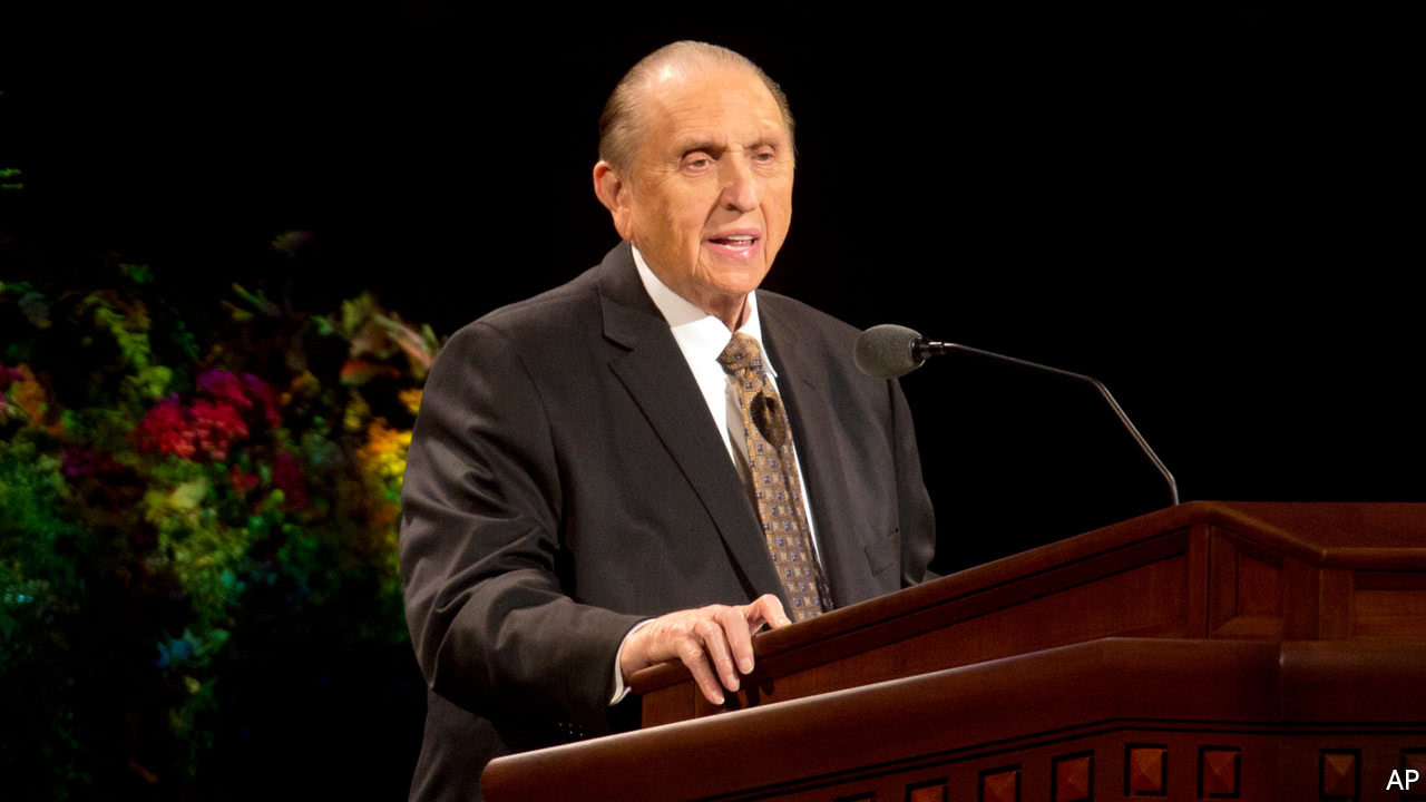 Monson Dies; Likely Successor Unlikely to Alter Church's Course