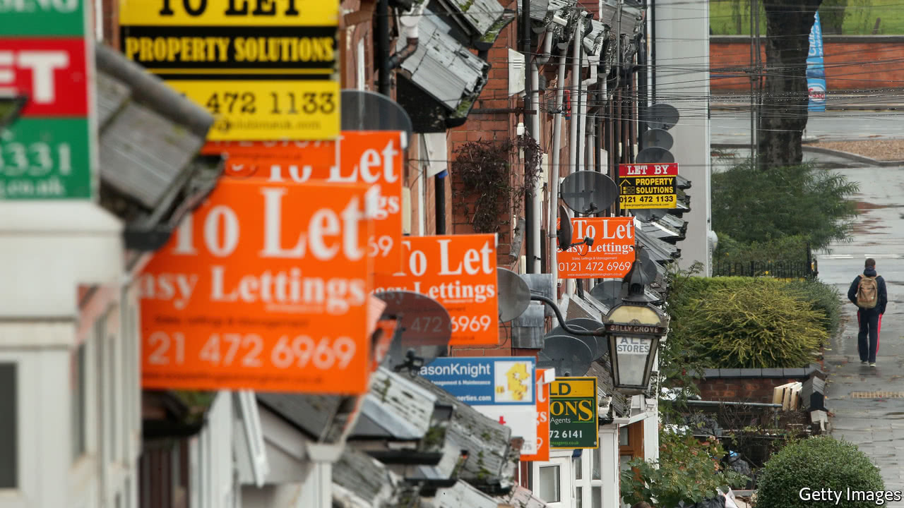 Why Britain's buy-to-let boom is over