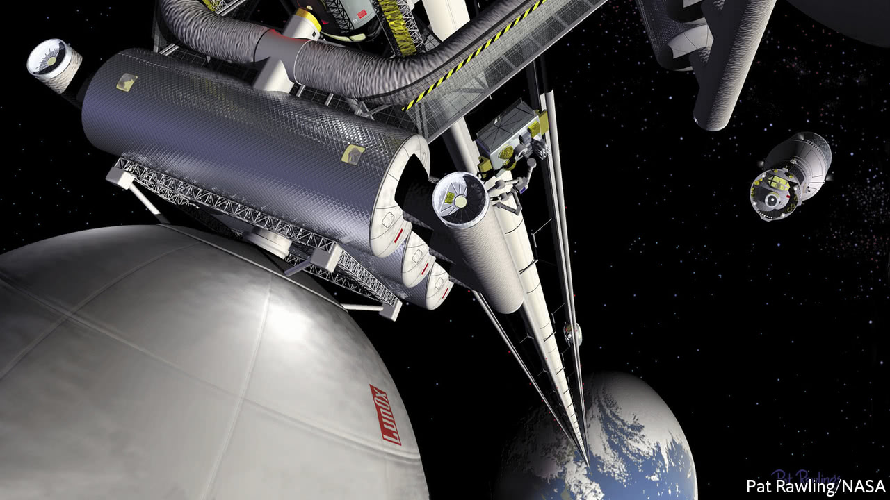 Why the world still awaits its first space elevator