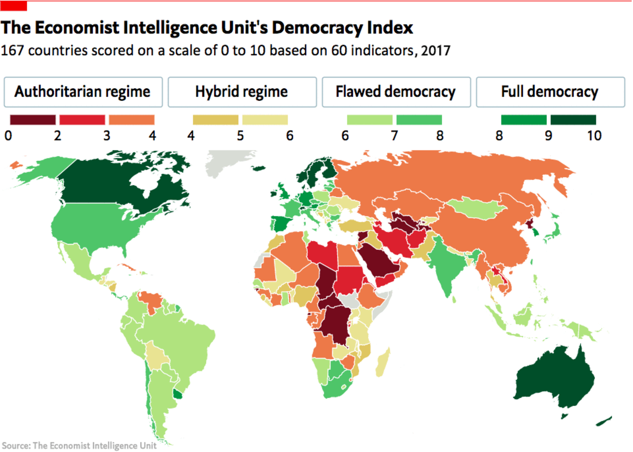 Democracy continues its disturbing retreat daily chart gumiabroncs Images