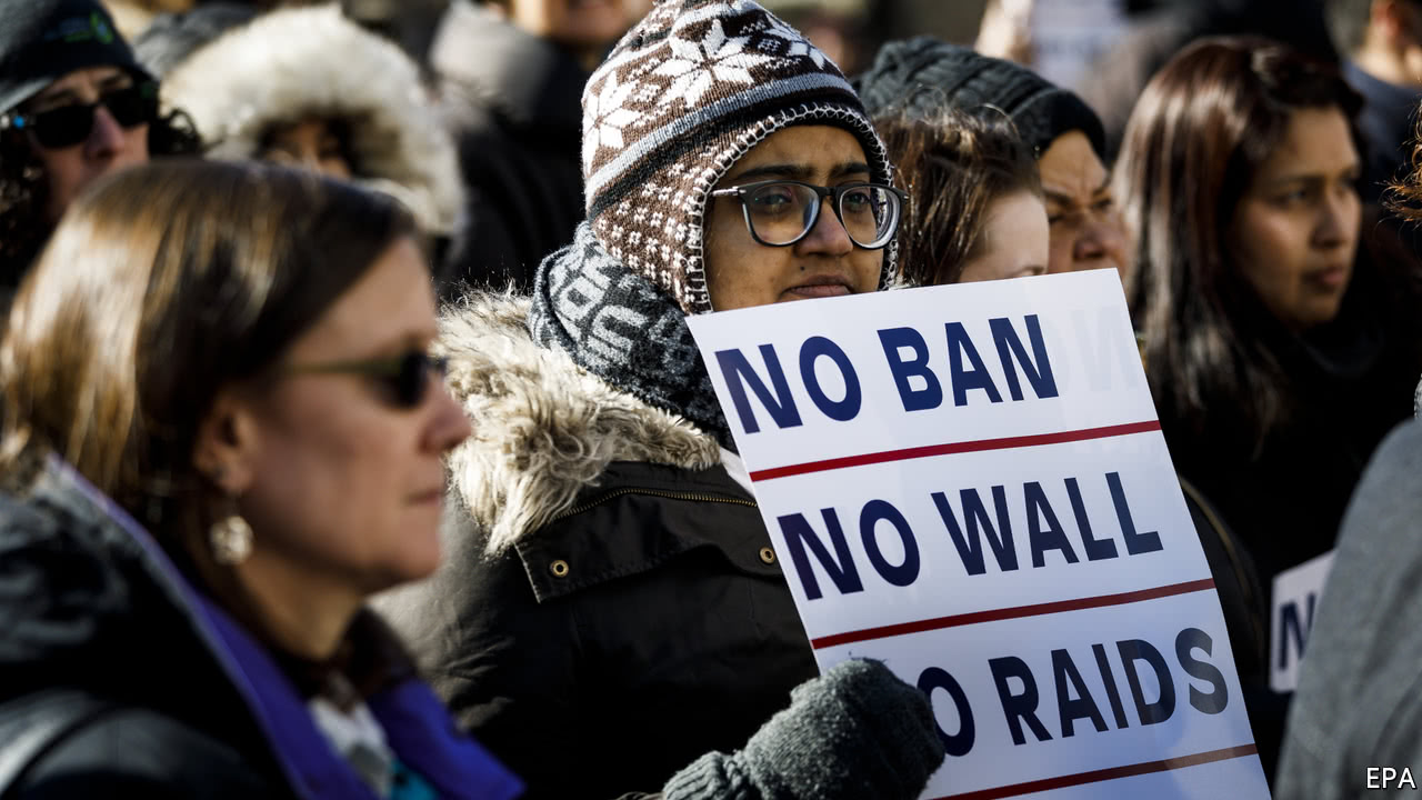 Appeals court rules that latest Trump travel ban is unconstitutional