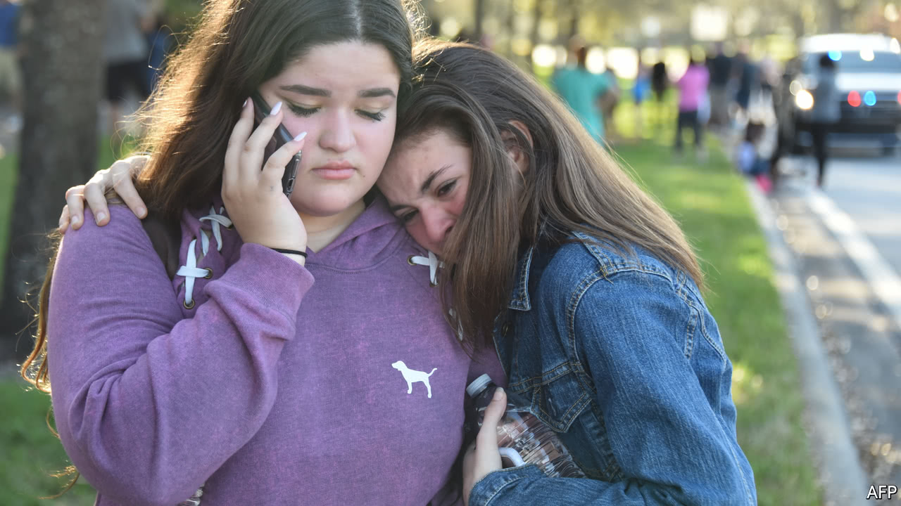 Florida high school shooting is deadliest since Sandy Hook