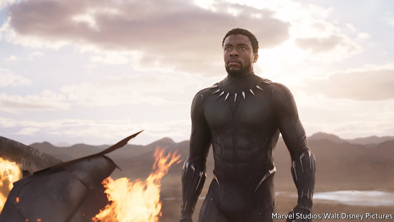 More box office records for 'Black Panther'
