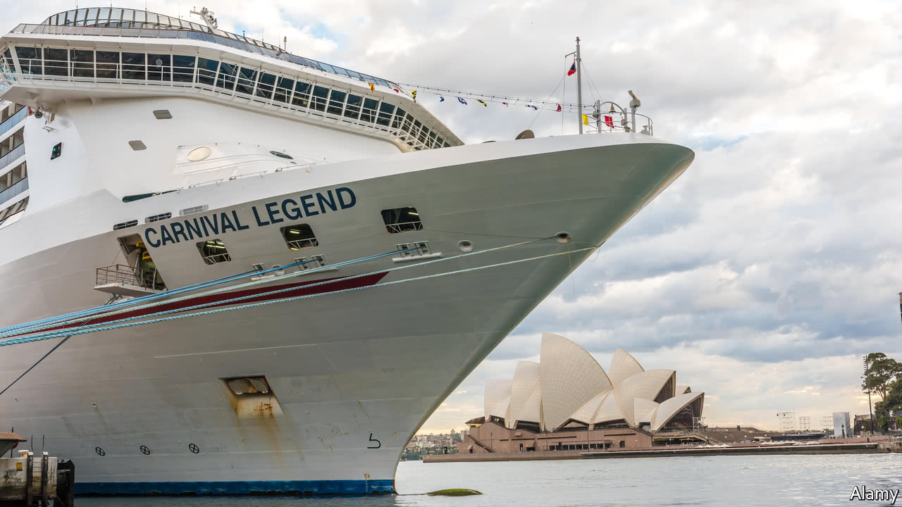 A Brawl On A Cruise Ship Raises Worries About Security At Sea - Cruise ship identification