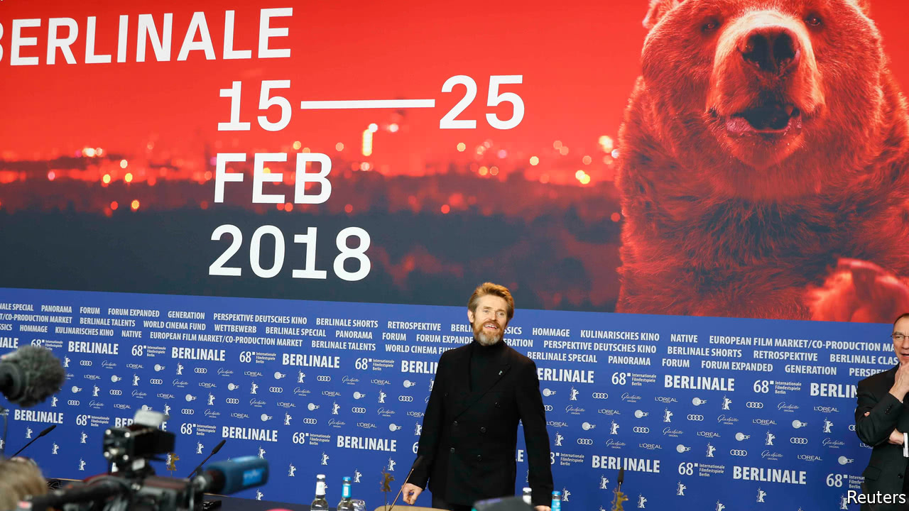 'Touch Me Not' wins Golden Bear at Berlin Film Festival