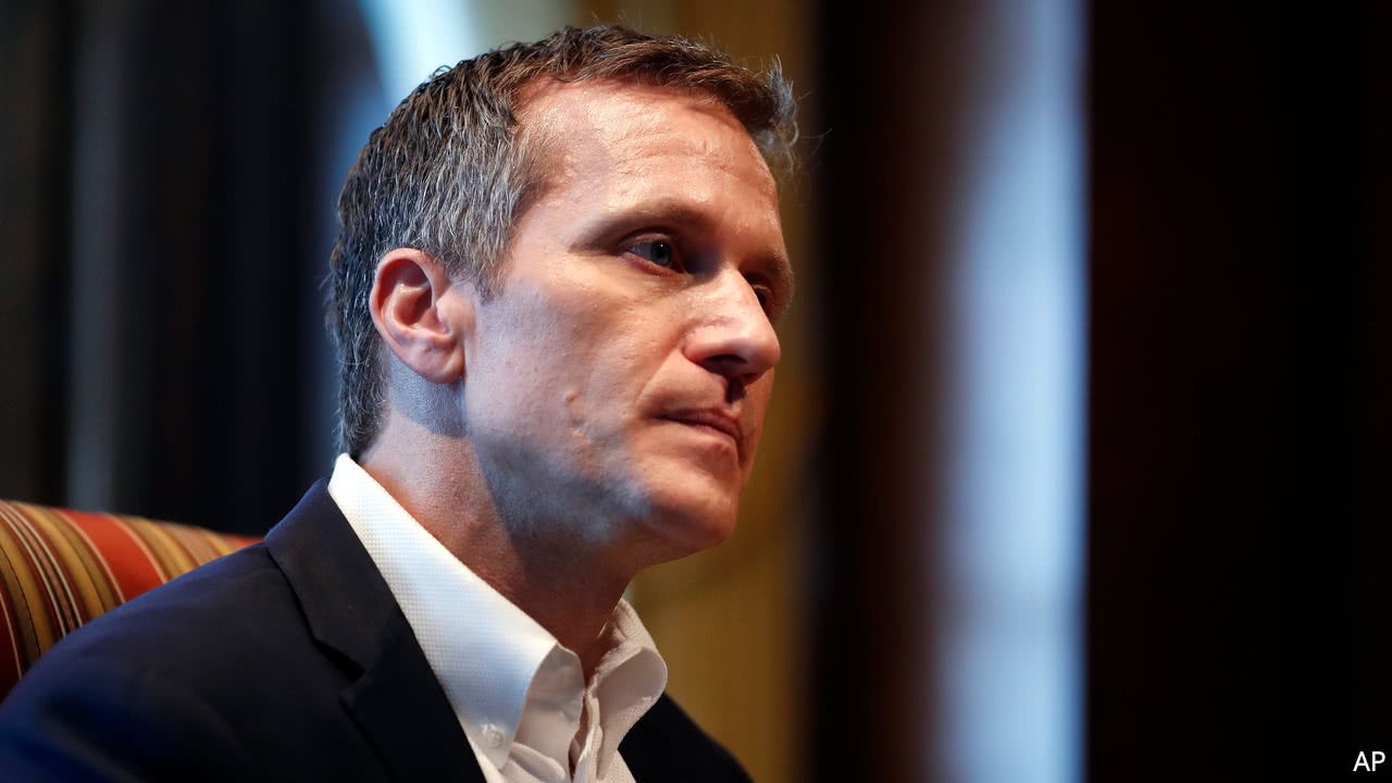 Missouri GOP Governor Caught In Affair - Liberty News Now