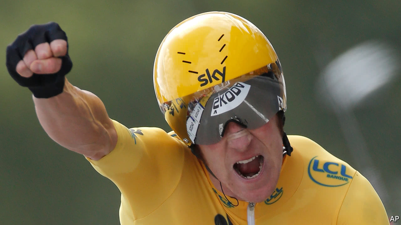 Bradley Wiggins accused of using performance enhancing drugs