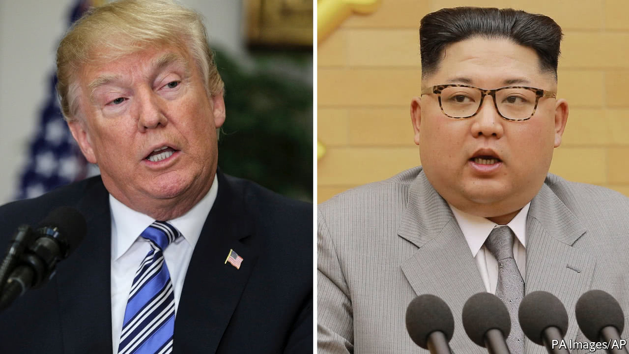 Trump and Kim: A gamble but nothing else works