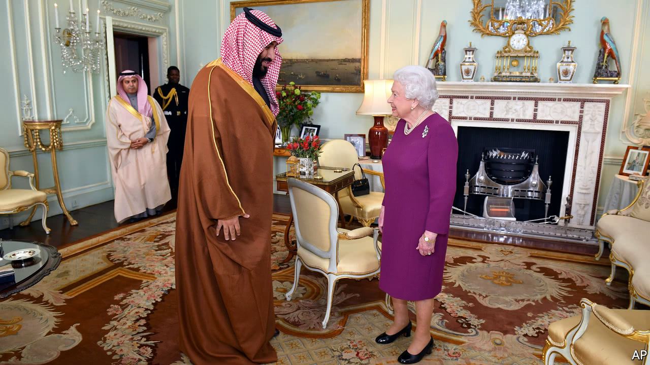 Welby raises human-rights concerns during private meeting with Saudi Arabian Crown Prince