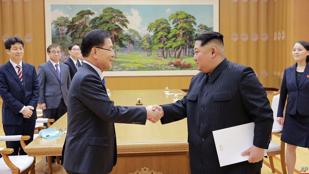 N. Korea says will not use nuclear arms against South
