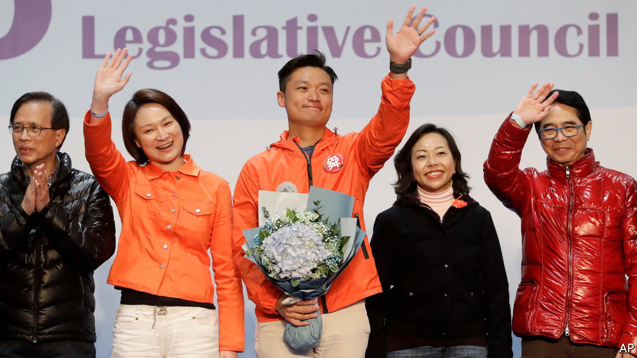 Ballot blowContentious by-elections disappoint Hong Kong's democrats