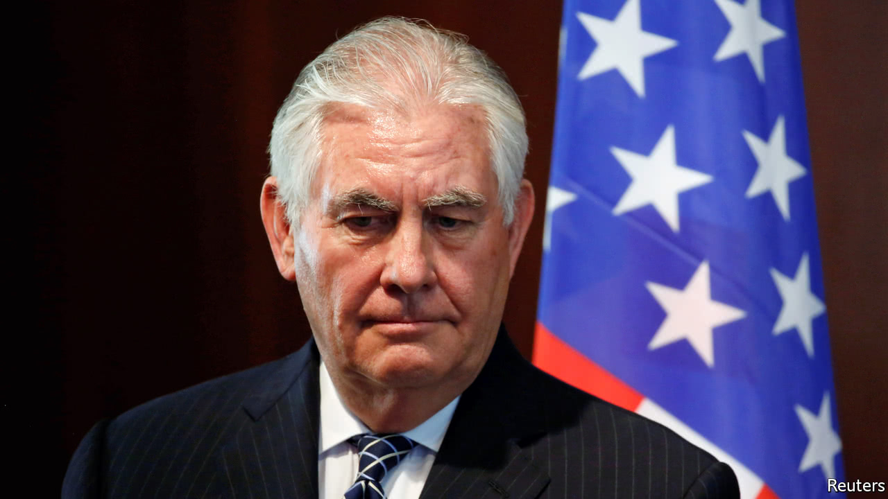 Informed Tillerson of Trump's firing decision beforehand: White House
