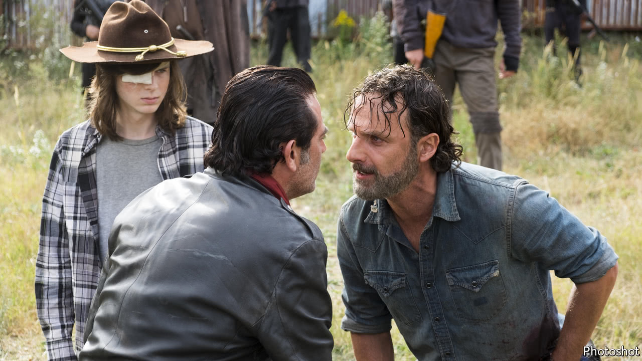 """Why """"The Walking Dead"""" is stumbling"""