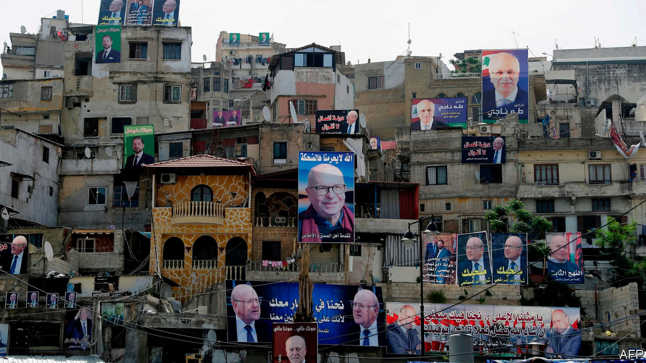 Lebanon Holds Parliamentary Elections For the First Time in almost  a Decade