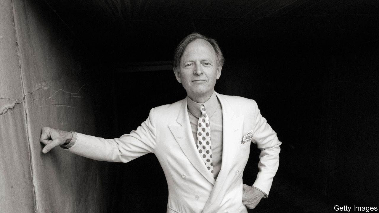 tom wolfe s the right stuff The right stuff is wolfe's best book (sunday times) it is tom wolfe at his very besttechnically accurate, learned, cheeky, risky, touching, tough, compassionate.