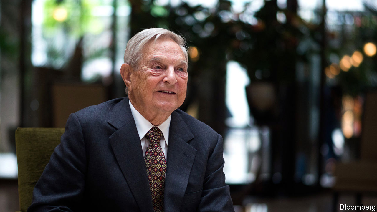 The ironies of George Soros's foundation leaving Budapest ...