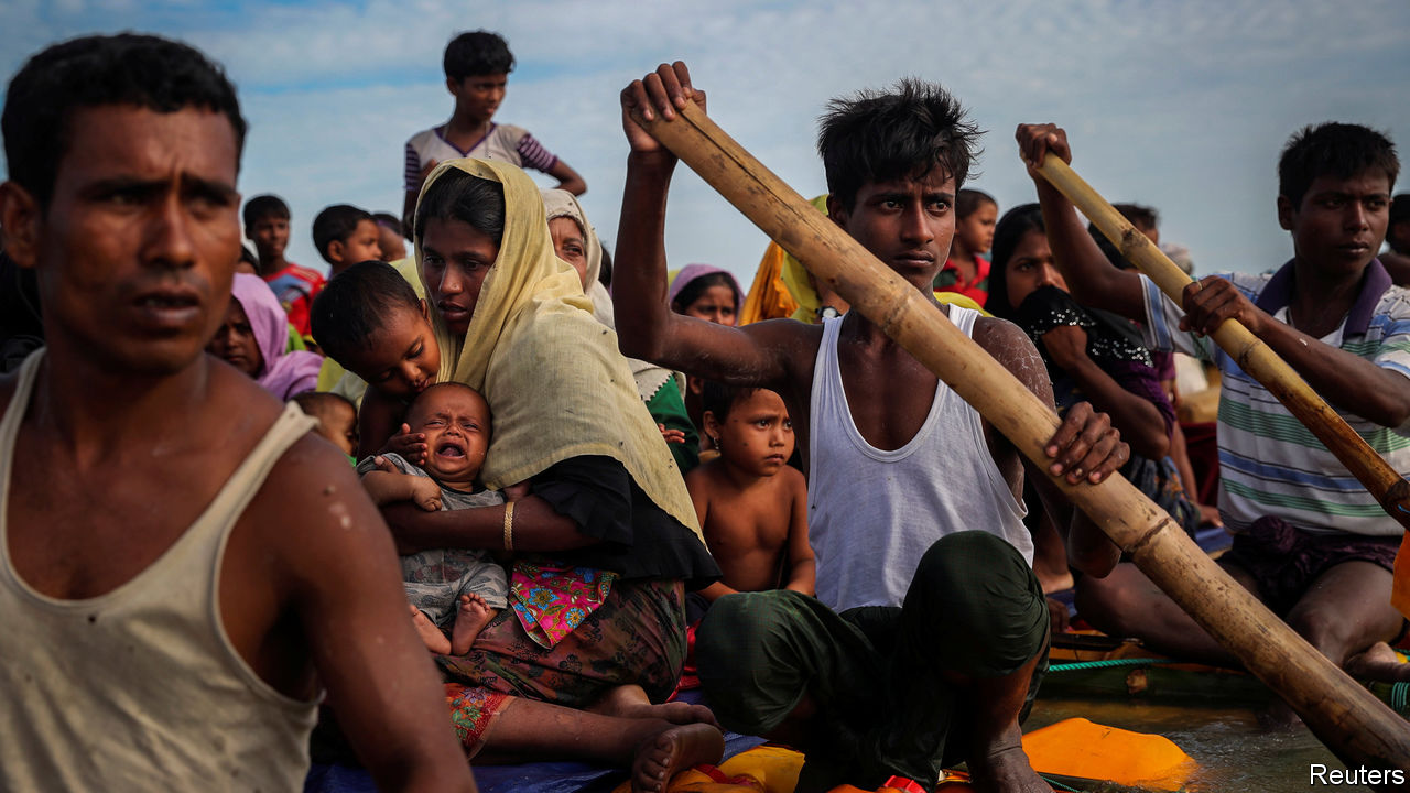The Rohingya crisis bears all the hallmarks of a genocide