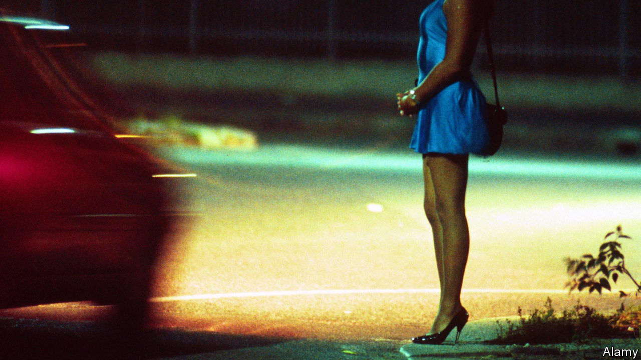 For Those Who Fight Sex-Trafficking, Dark Rituals Compound The Problem - The Sex Trade -3074