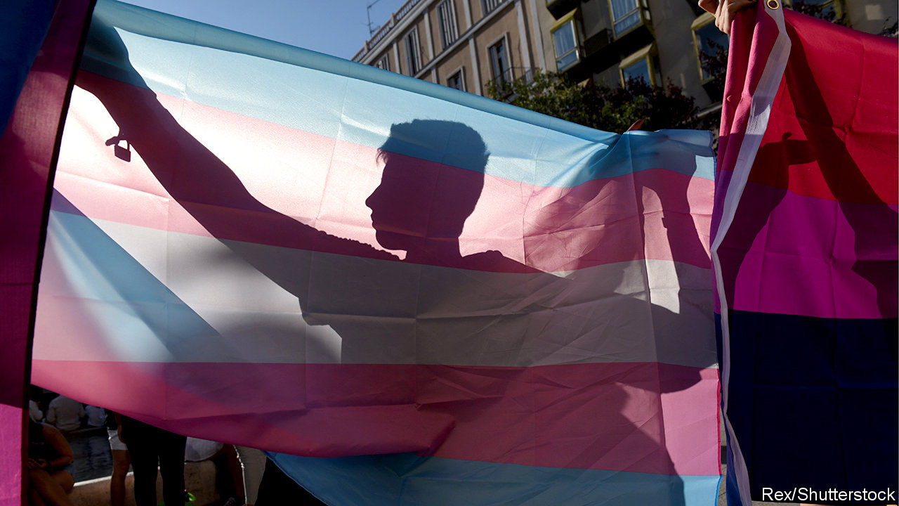 Trans rights should not come at the cost of women's fragile