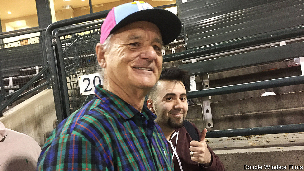 """""""The Bill Murray Stories"""" chronicles the star's strange appearing act"""