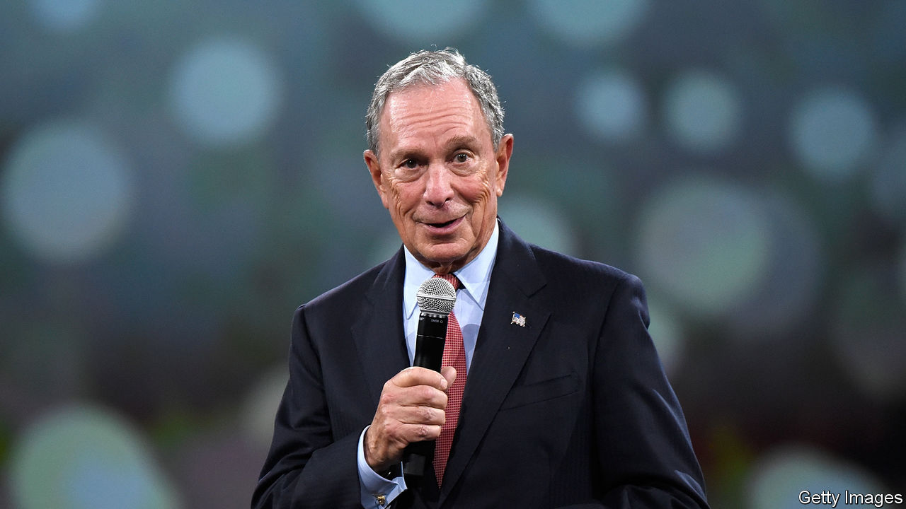 michael bloomberg - photo #40