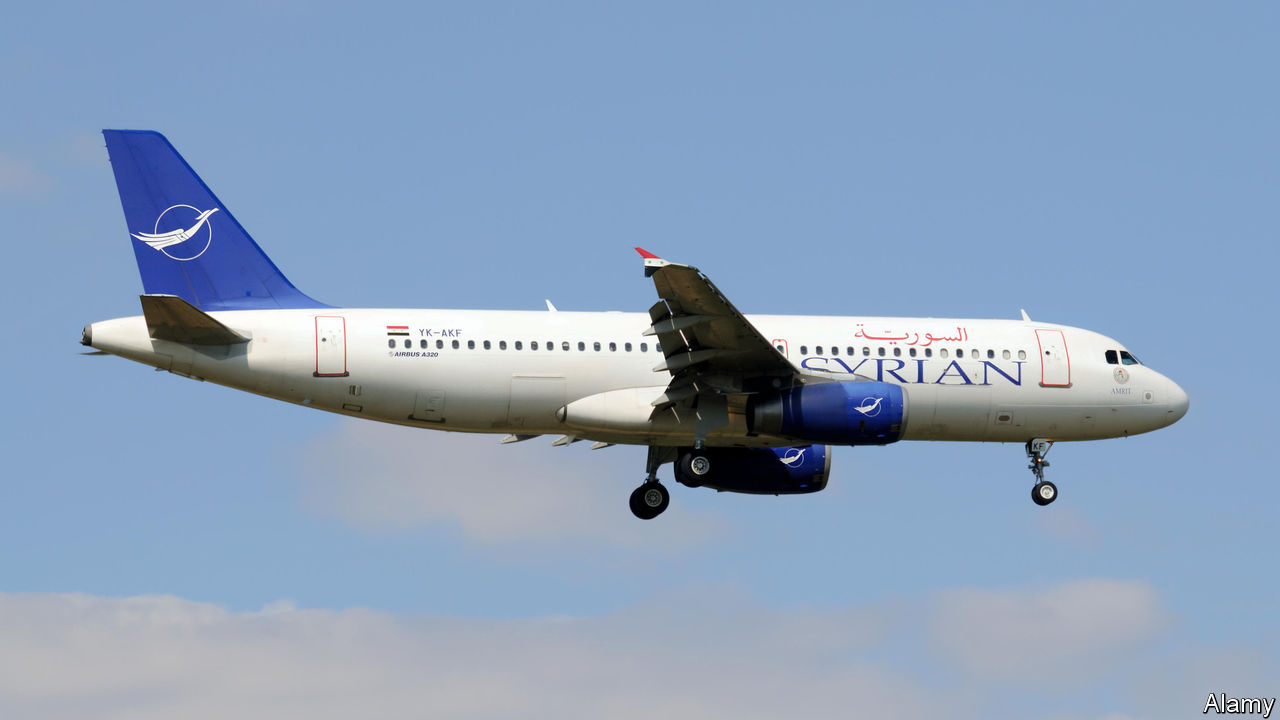 How Syria's flag carrier plans to remain airborne