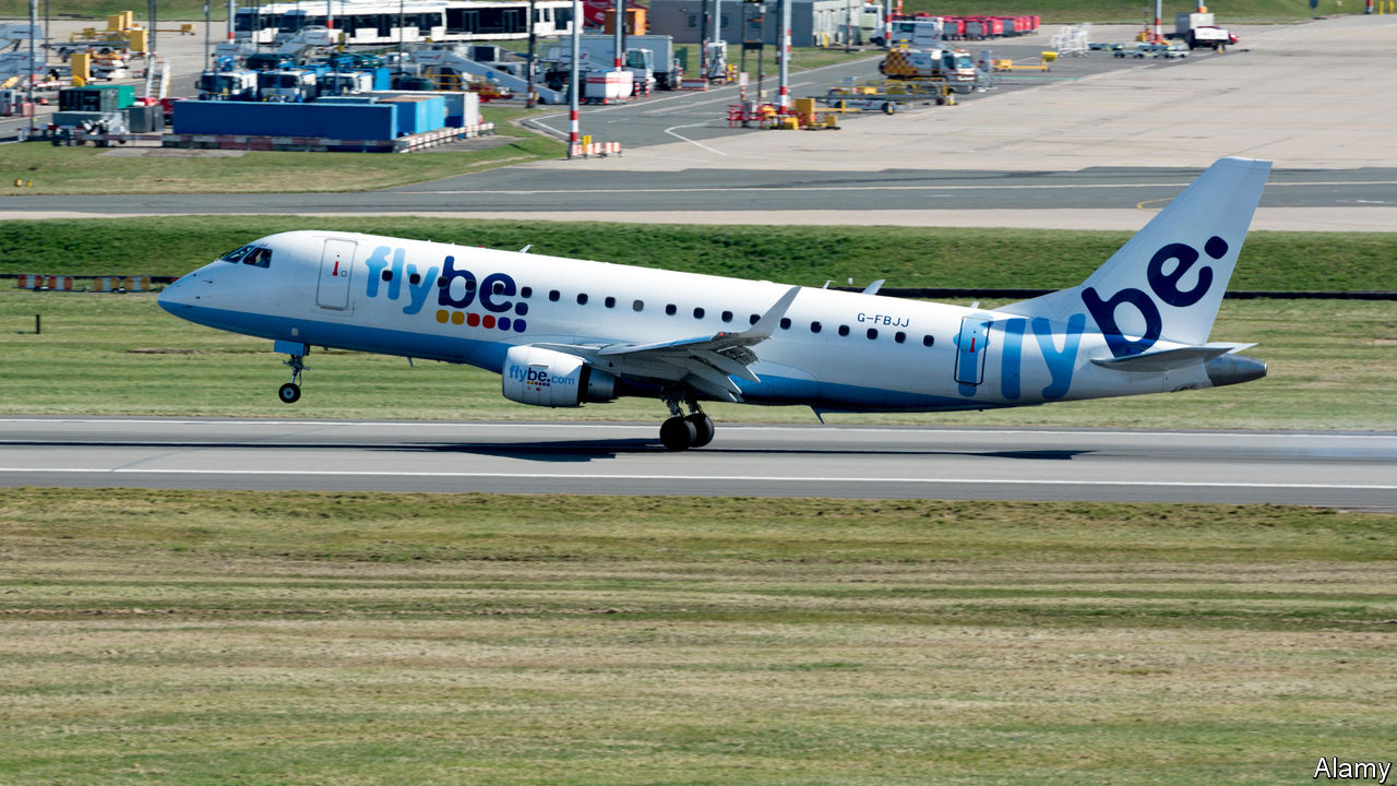 Flybe is in urgent need of a new strategy