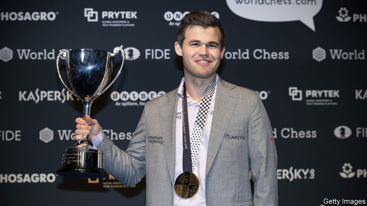 After 12 draws, Magnus Carlsen is once again the chess world champion