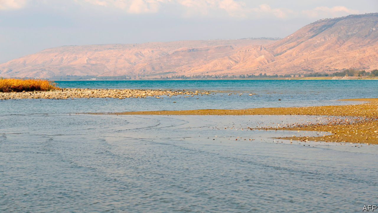 Can the Sea of Galilee be saved?