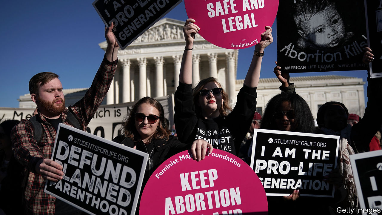Why the number of abortions in America is at a historic low