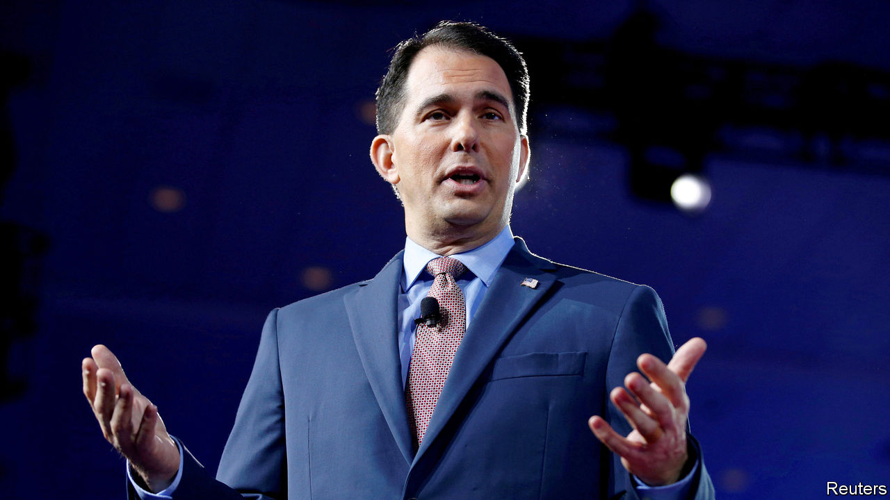 Republicans in Wisconsin aim to limit the power of newly elected Democrats