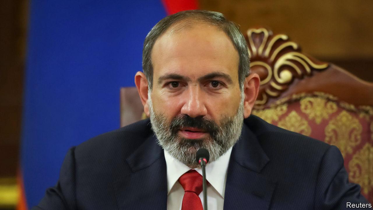 What happens next in Armenia?
