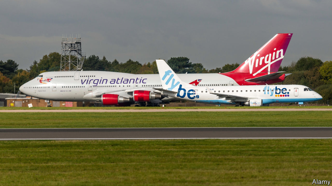 Europe's largest regional airline is bought for the price of a West London flat