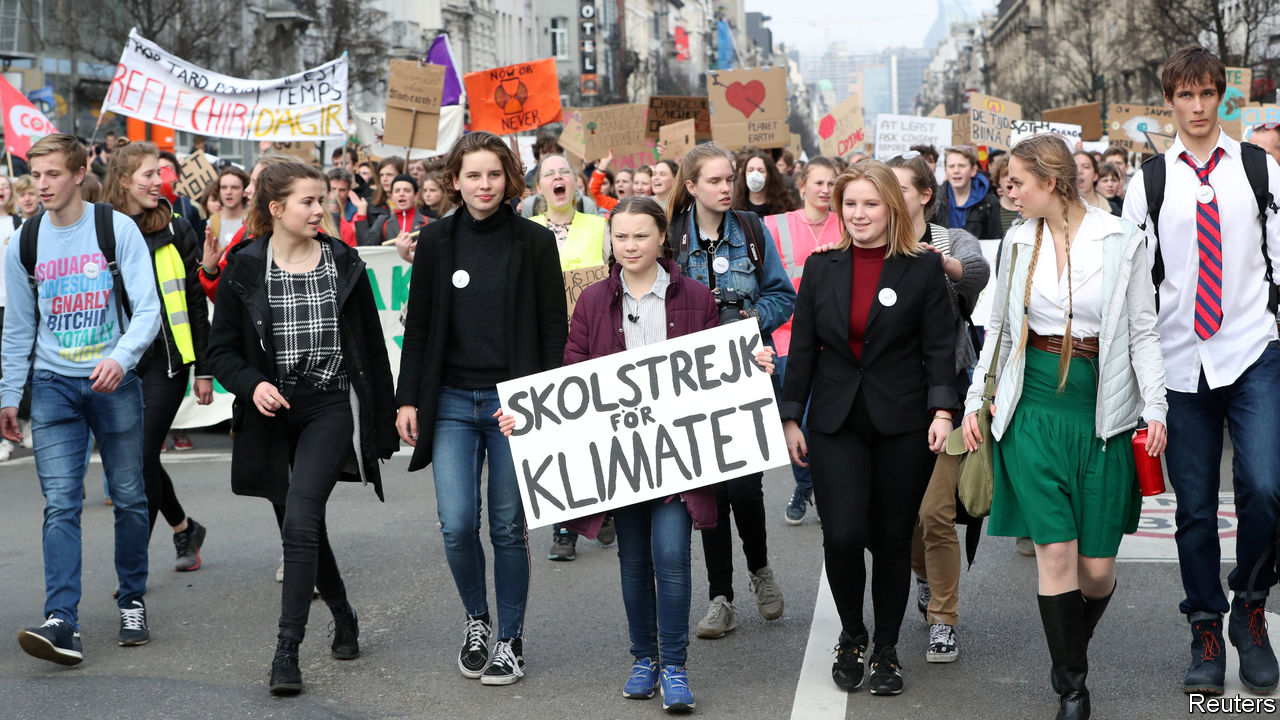 Climate Strike March 15 Twitter: What Are The School Climate Strikes?