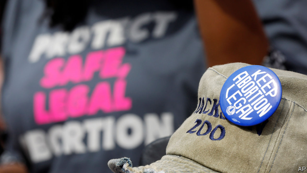Why red states are passing laws banning early abortions