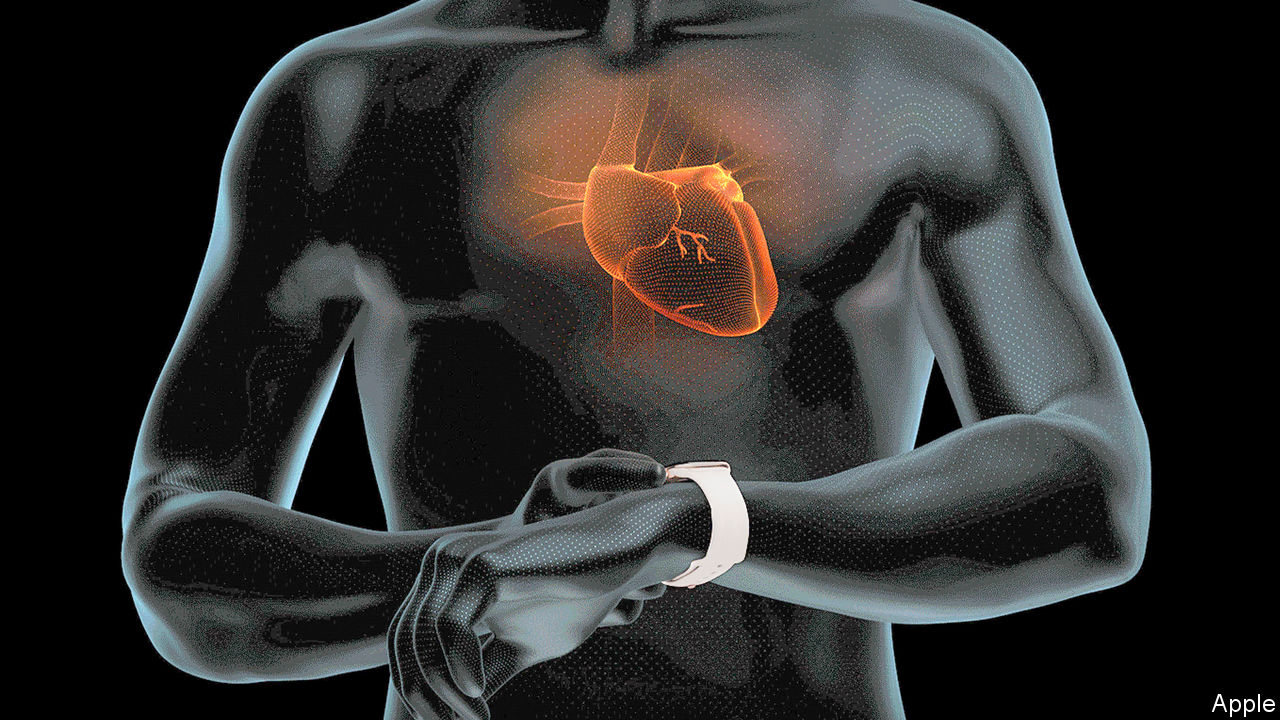 Can wearing your heart (monitor) on your sleeve save your life?
