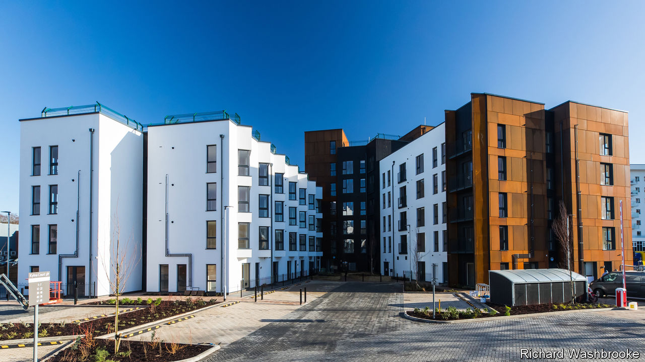 Council housing is making a comeback in Britain