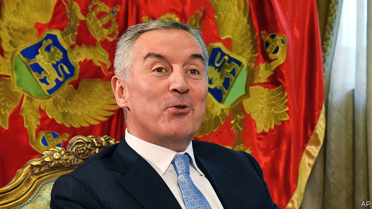 Why Milo Djukanovic is Europe's most durable ruler