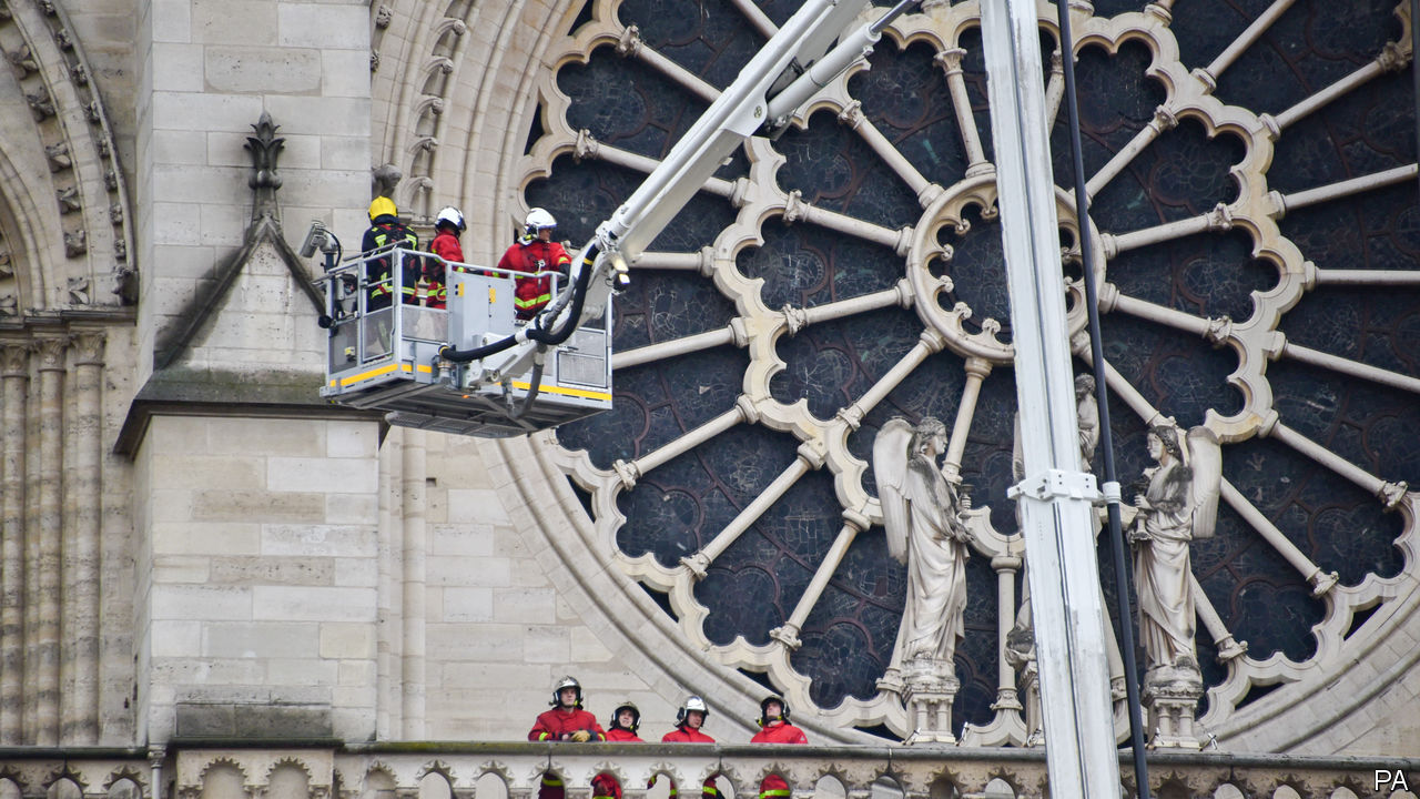 Cathedrals are at risk of crumbling in most parts of Europe, but there are exceptions