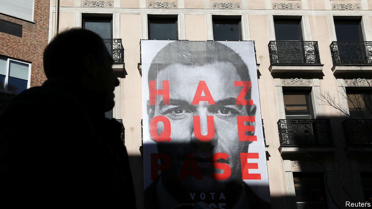 Reading the runes for Spain's general election