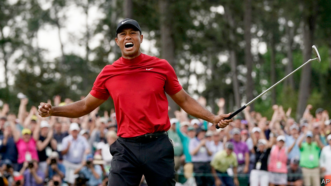 Tiger Woods wins his fifth Masters in a comeback for the ages