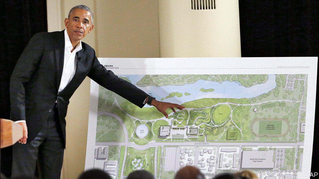 Why presidential libraries are controversial